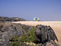 在阿连特茹,葡萄牙放松 库存照片
