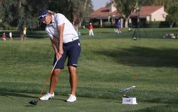 在阿那启发高尔夫球比赛的凯瑟琳教会2015年 免版税库存图片