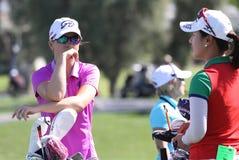 在阿那启发高尔夫球比赛的Jodi ewart Shadoff 2015年 库存图片