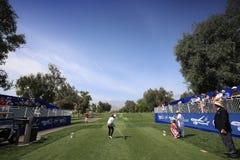 在阿那启发高尔夫球比赛的Pornanong Phatlum 2015年 免版税库存照片