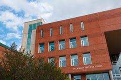 在阿巴拉契亚人州立大学的Plemmons大学生联盟 免版税图库摄影