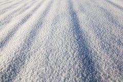 在降雪以后 免版税图库摄影