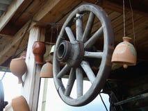 在陶瓷工的围场 免版税库存图片