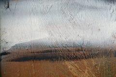 在难看的东西肮脏的金属表面摘要背景14的年迈的油漆 库存图片