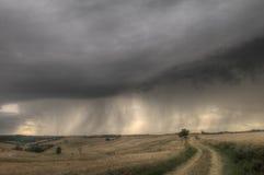 在雨之前 免版税库存图片
