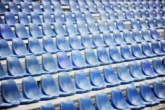 在雨以后的体育比赛场所 免版税图库摄影