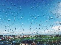 在雨以后 图库摄影