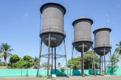 在韦柳港RO的Tres凯克萨D `阿瓜历史的纪念品 免版税库存图片