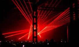 在音乐会的大气 库存图片
