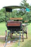 在领域的农厂支架 免版税库存照片