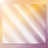 在颜色背景传染媒介的透明玻璃 库存例证
