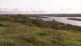 在风景之间的河 股票录像