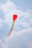 在风筝的昆明商展 图库摄影