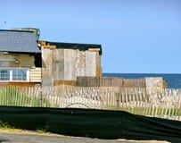 在飓风以后 免版税库存图片