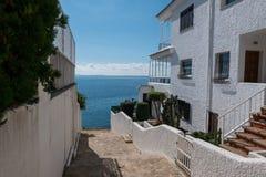 在马略卡海岛上的假日在西班牙 免版税库存图片