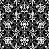 在马赛克种族样式的无缝的样式。 免版税图库摄影