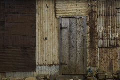在马达加斯加的北部的门 库存图片