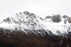 在高地,西藏,中国的看法 库存图片