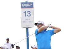 在高尔夫球法国公开赛的Berndt Weisberger 2015年 库存照片