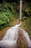 在高平镇,越南的Detian瀑布 图库摄影