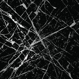 在黑暗,现代豪华背景的银色泼溅物斑点 库存照片
