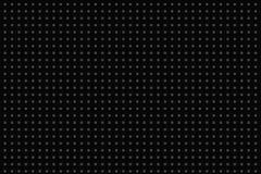 在黑背景的圆点数字创造性的抽象纹理样式 r 库存照片
