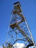 在登上Pisgah的了望塔 库存照片