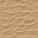 在整个背景的无缝的沙子 免版税图库摄影
