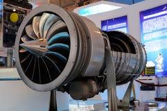 在2013个WCIF的扇涡轮 库存图片