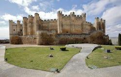 在巴伦西亚de唐璜,卡斯蒂利亚y利昂防御 免版税库存图片