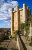 在巴伦西亚de唐璜,卡斯蒂利亚y利昂,西班牙防御 库存照片