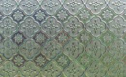 在经典样式的样式玻璃 免版税库存照片