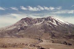在1997年圣海伦山 免版税库存图片