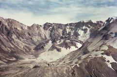 在1997年圣海伦山 库存照片