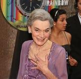 在2010年在第64个每年托尼奖的玛丽亚Seldes 免版税库存照片