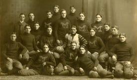 在1899年密执安密歇根本地人 库存照片