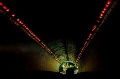 隧道在科罗拉多 库存照片