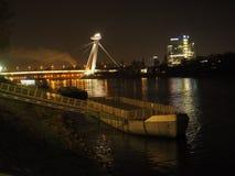 在2016年布拉索夫-斯洛伐克的首都 库存图片
