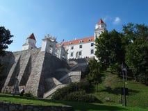 在2016年布拉索夫-斯洛伐克的首都 免版税库存图片