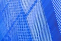 在水平蓝色口气的抽象图表背景 图库摄影