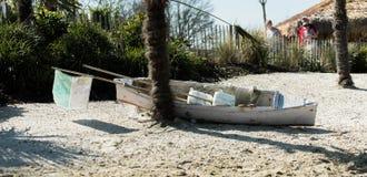 在彻斯特动物园,彻斯特的海岛小船 免版税库存照片