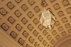 在洛杉矶,加利福尼亚附近的美丽的帕萨迪纳市政厅 图库摄影