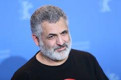 在`猪`的哈桑Majuni姿势 免版税库存照片