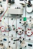 在医疗设备的现代技术 免版税库存照片