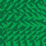 在轻的背景的绿色叶子 库存照片