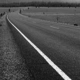 在轻石沙漠外面的绕 免版税库存照片