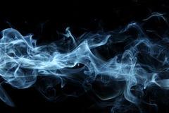 烟背景 免版税库存图片