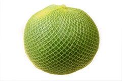 在黄色网的柚 库存图片