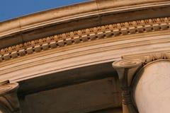 在细节的建筑学 库存图片