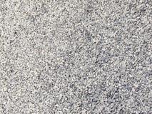 在建造场所的小灰色石头 免版税库存图片